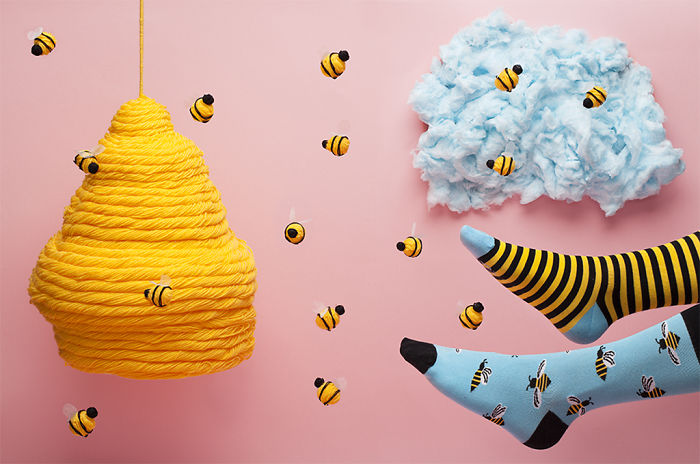 Bee Aware And Bee Stylish…