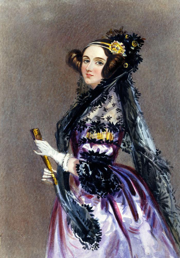 Ada Lovelace - First Programmer In History