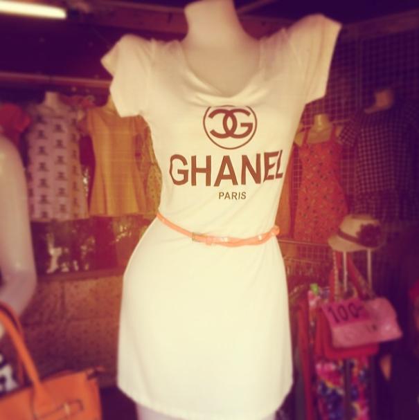 Chanel X Gucci = Ghanel  !!?