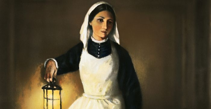 Florence Nightingale - 1st Nurse To Teach Basic Sanitation Between Patients