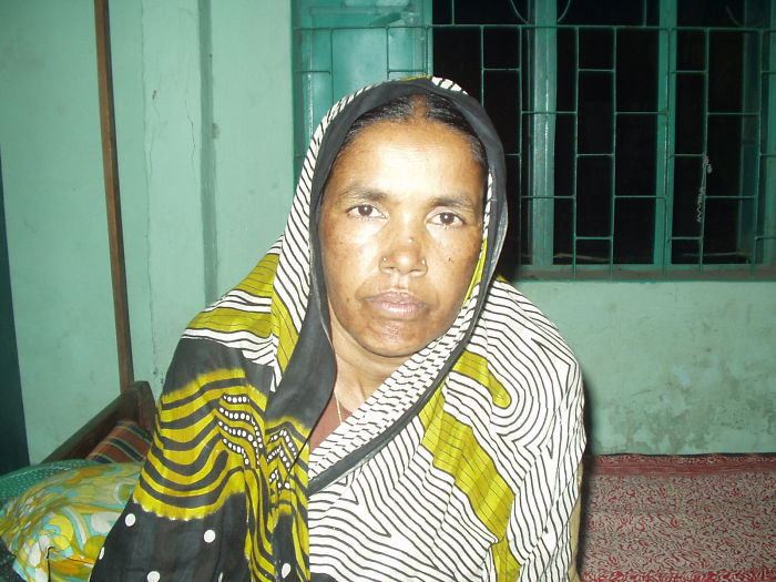 Taramon Bibi Is One Of The Two Female Freedom Fighters In Bangladesh