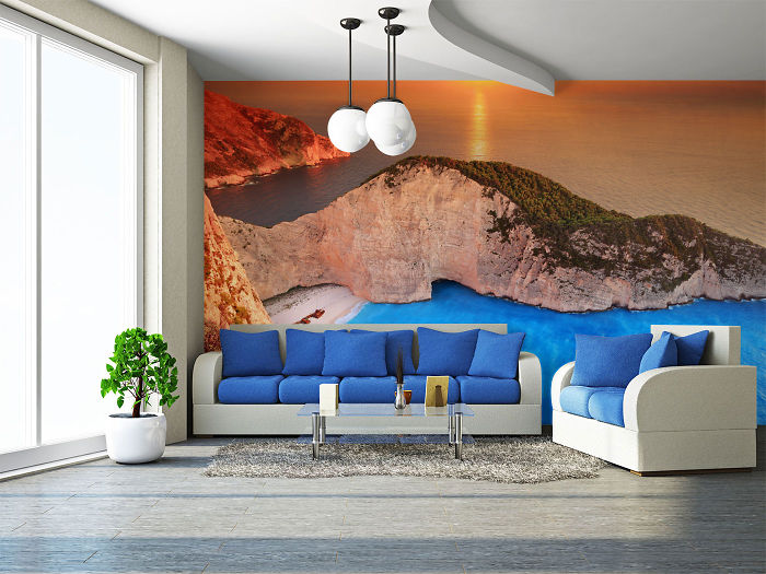 Found These Stunning Wall Murals That Will Definately Upgrade Your Home Decor