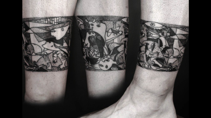 #26 Picasso Tattoo
