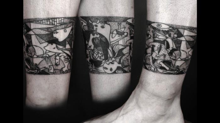 #26 Picasso Tattoo