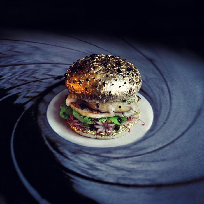 World's Ten Craziest Burgers