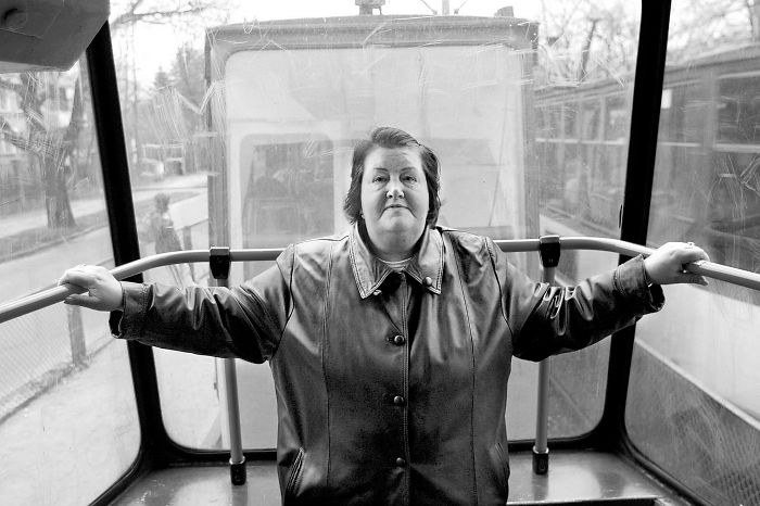 Henryka Krzywonos - First Stopped Her Tram In 1980 To Start An Anti-communist Strike In Poland