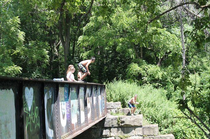 Legal Bridge Jumping In Upstate New York