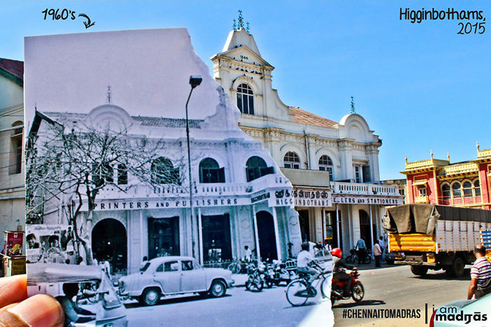 Madrasday: Travelling In Time Around Chennai