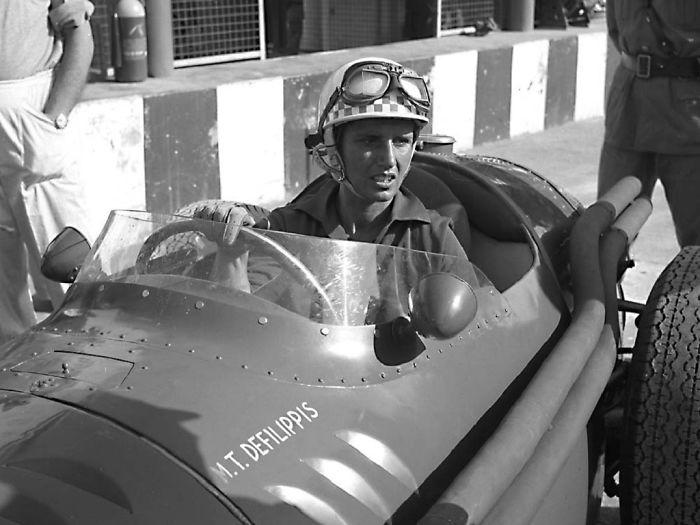 Maria Teresa De Filippis, First Female Formula 1 Driver (1958)