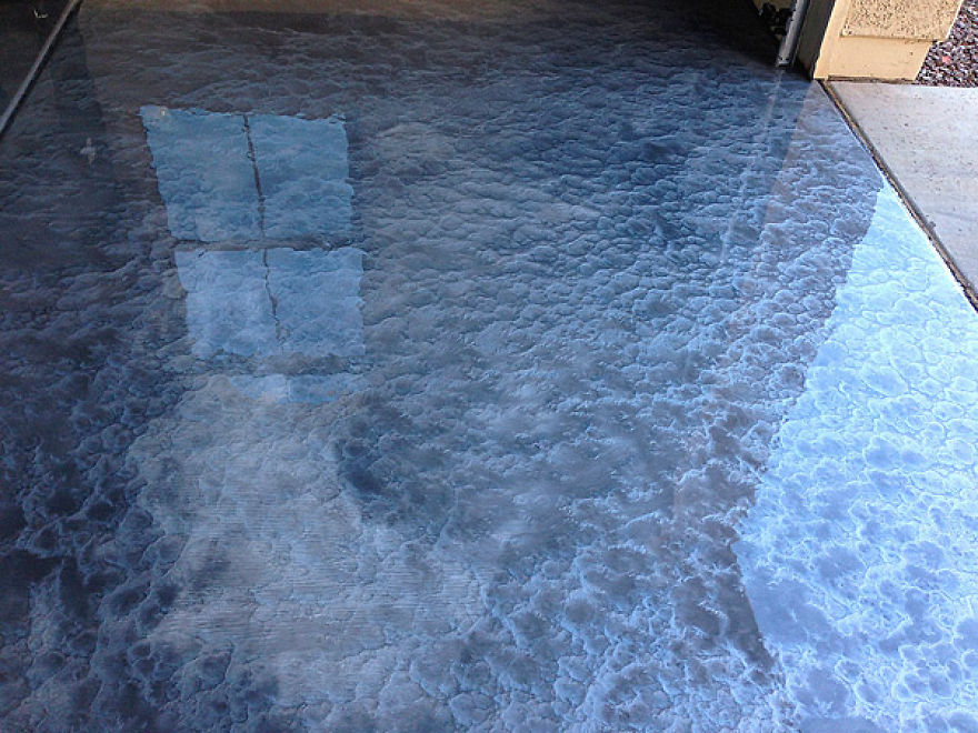 Epoxy Garage Floor Coating Benefits For Your Garage Pictures to pin on ...