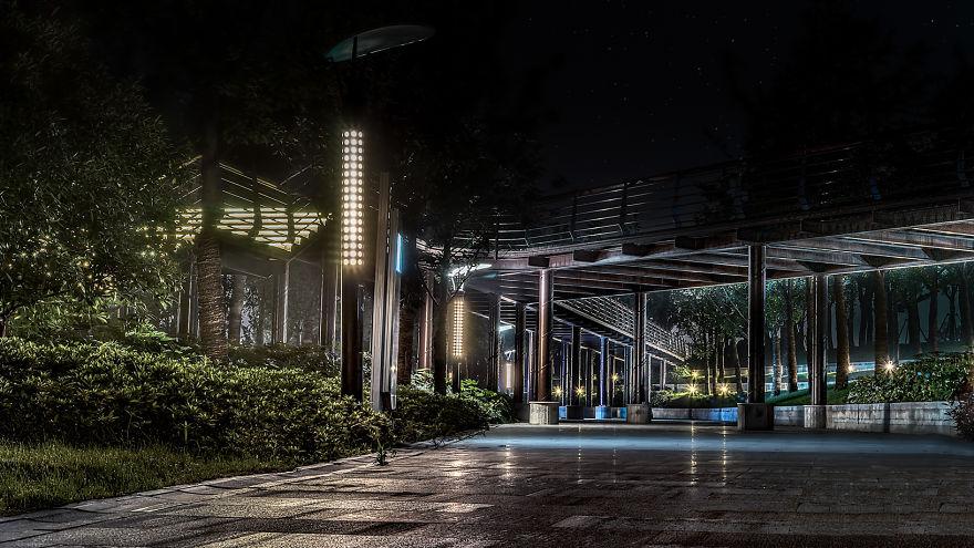 Nantong China  City pictures : ... Captured A Beautiful Night In The City Of Nantong, China | Bored Panda