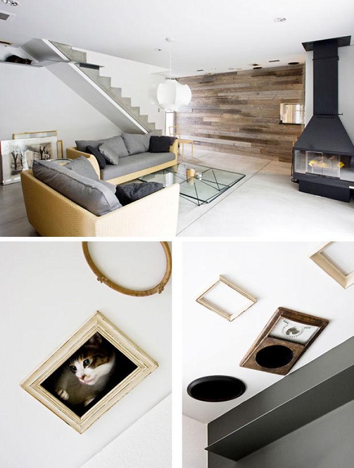 Kitty Frame Ceiling