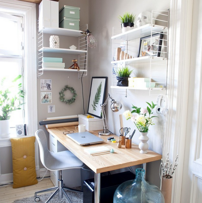 40 Of The Coolest Home Offices For Creatives In 2015