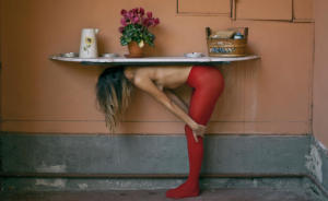 Absurd Nude Photography By Giuseppe Palmisano