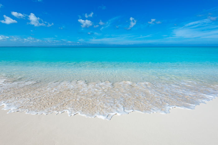 The Spectacular Beaches Of The Turks And Caicos Islands.