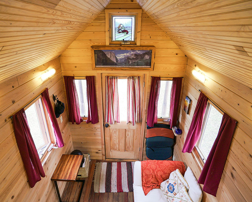 These People Live In Houses Smaller Than Your Bedroom
