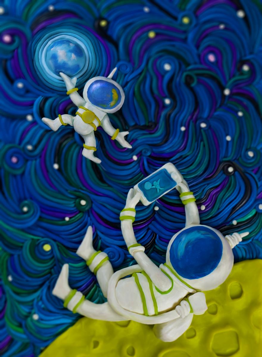 Jolteon Plasticine sculpture by Kloofcat on DeviantArt  Plasticine Sculpture