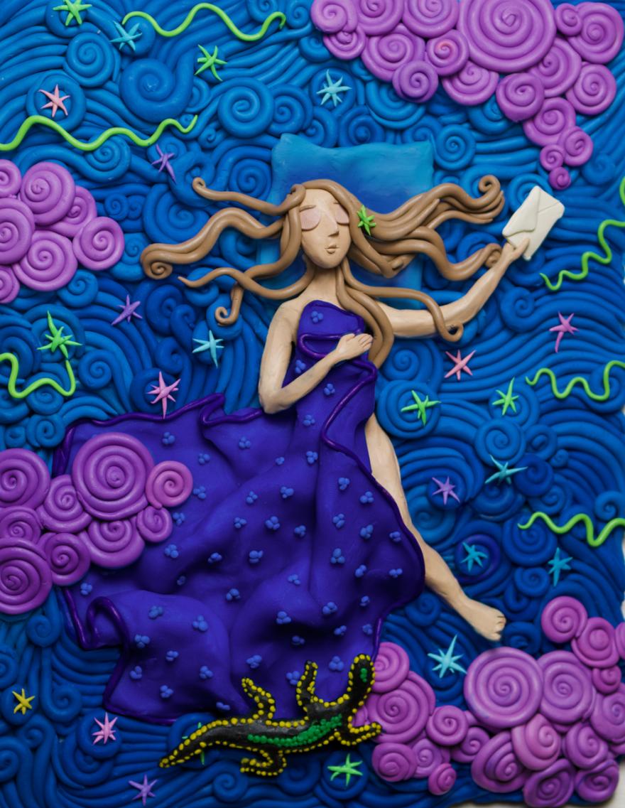 Plasticine Art Showcase: Shape Your Imagination — Smashing ...  Plasticine Sculpture