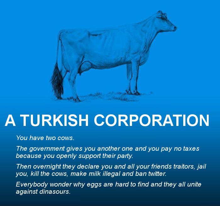 A Turkish Corporation