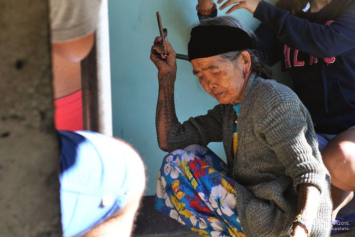 Buscalan, Tinglayan, Kalinga – Home Of The Last Tribal Tattoo Artist (mambabatok)