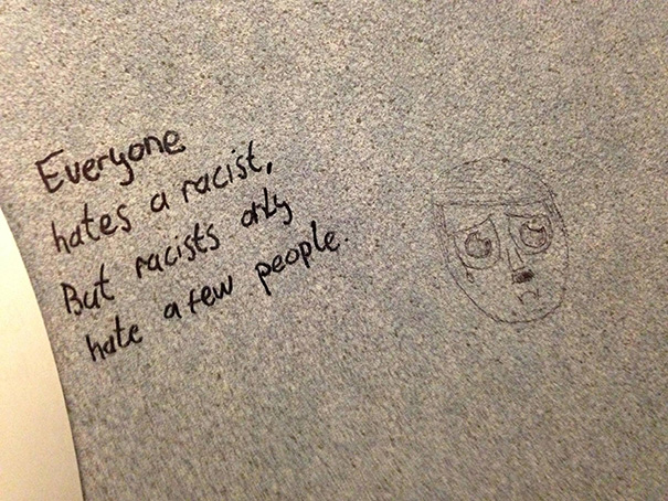 57 Inspirational Bathroom Stall Messages To Make Your Day Less
