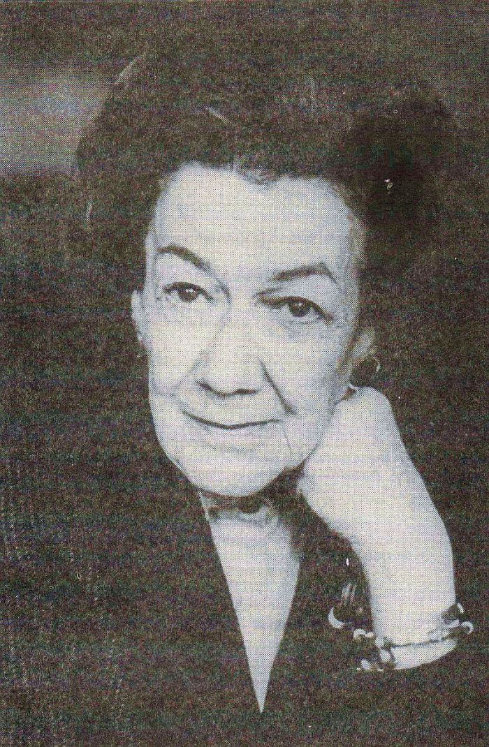 Ana Aslan (Romania) – She Is Considered To Be A Pioneer Of Gerontology And Geriatrics