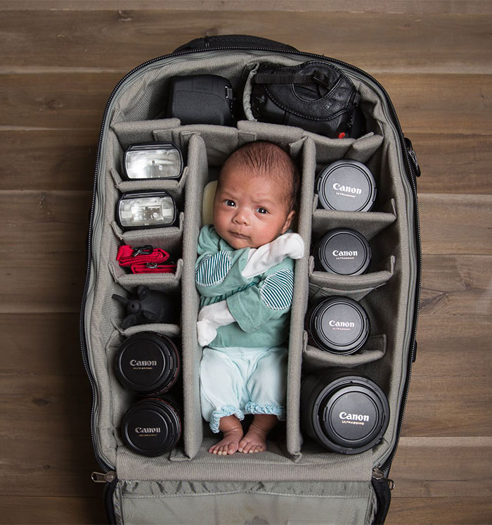 Photographers Take Adorable Pics Of Their Babies Sleeping