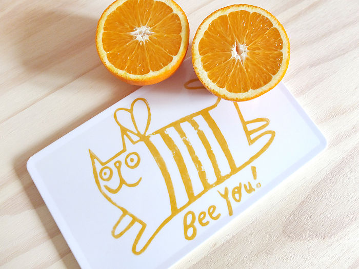 Bee You Breakfast Board