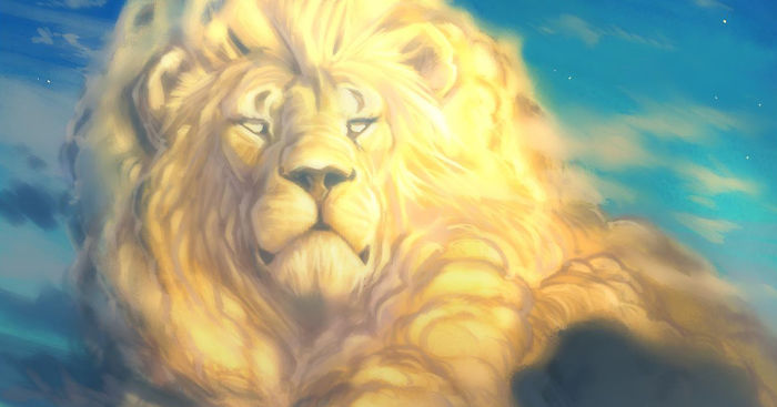 Lion King Artist Paints Majestic Tribute To Cecil The