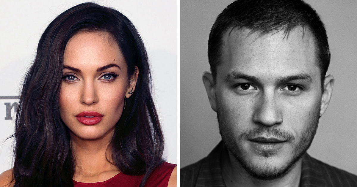 Celebrity Actor Faces Mix Morph Pedro Berg Johnsen Thatnordicguy Fb Artist Creates Perfect By Combining Photos Of Different Celebrities