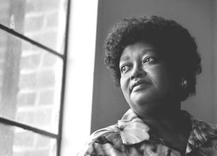 Claudette Colvin - The First Woman To Refuse To Give Up Her Seat On A Montgomery, Al Bus