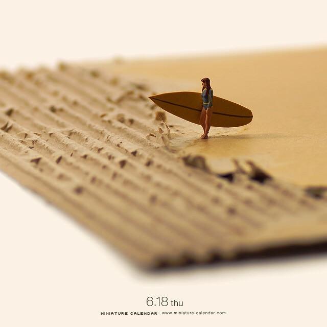 diorama-miniatura-calendario-art-cada-día-tanaka-Tatsuya-10
