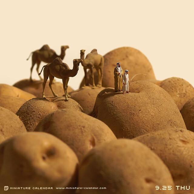diorama-miniatura-calendario-art-cada-día-tanaka-Tatsuya-11