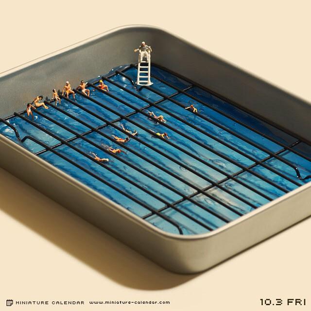 diorama-miniatura-calendario-art-cada-día-tanaka-Tatsuya-22