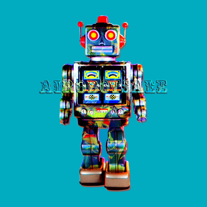 What If Aeropostale Sells Robots And Called Airobotsale?