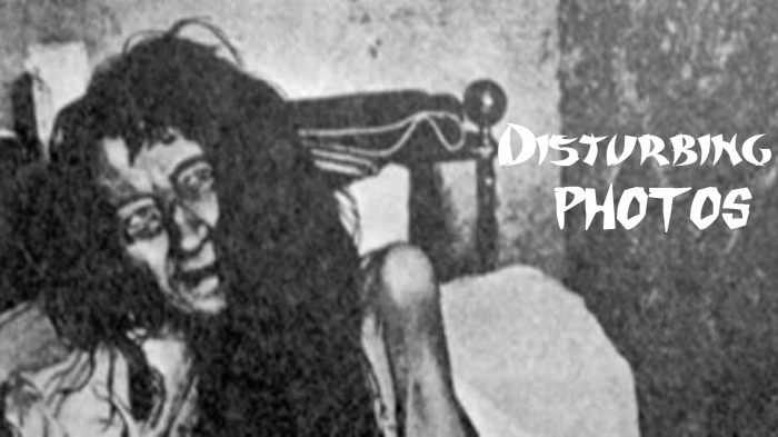 5 Most Disturbing Photos With Horrifying Backstories