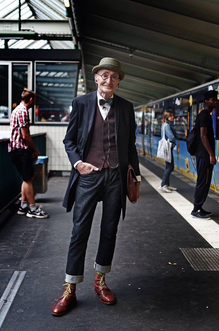 104-Year-Young Grandpa Has More Style Than You (And Less ...