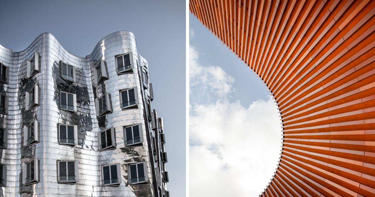 I Take Minimalist Photos Of Buildings Across Europe