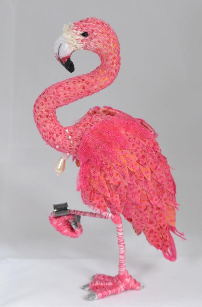 Pretty Flamingo…