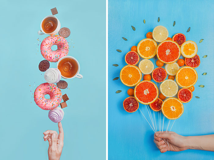 I Photograph Delicious Still-Life Compositions Inspired By Sweets And Coffee