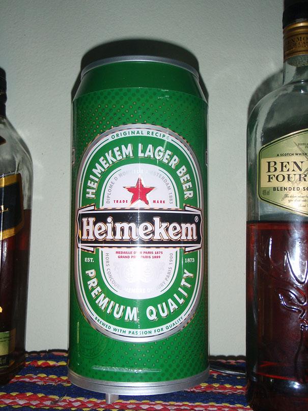 Got Heineken? Nope. I Got Heimekem!