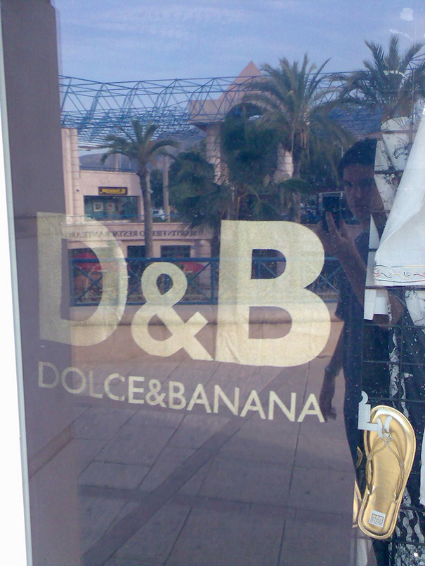 1 Dolce u0026 Banana 15 Hilarious Products