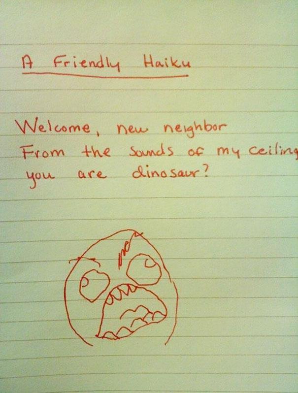 A Friendly Haiku