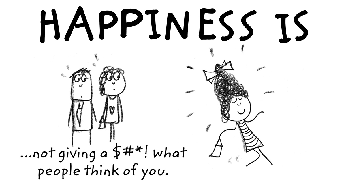 What Happiness Is, Around The World: Let Us Know And We'll Illustrate It (15+ pics)