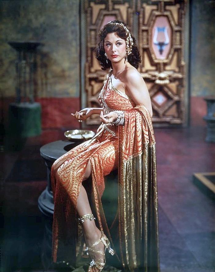 Hedy Lamarr, Inventor & Actress