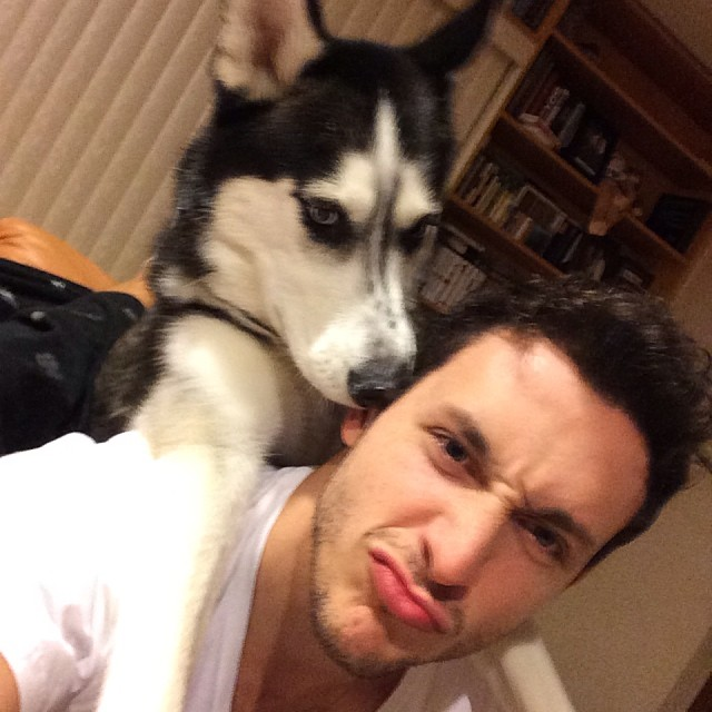 This Hot Doctor And Husky Duo Are Taking The Internet By