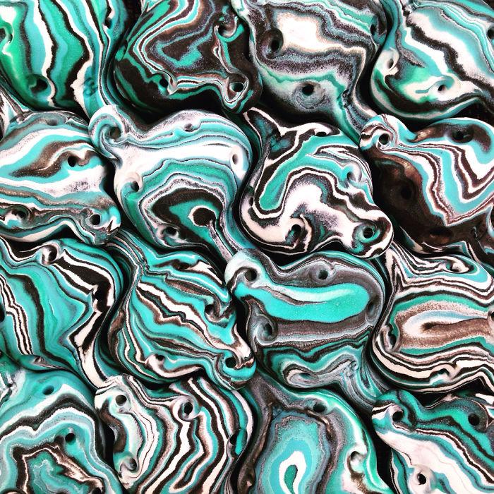 Turquoise Swirl Wowflutes
