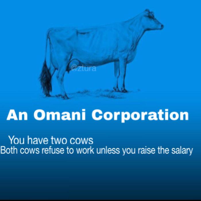Omani Corporation