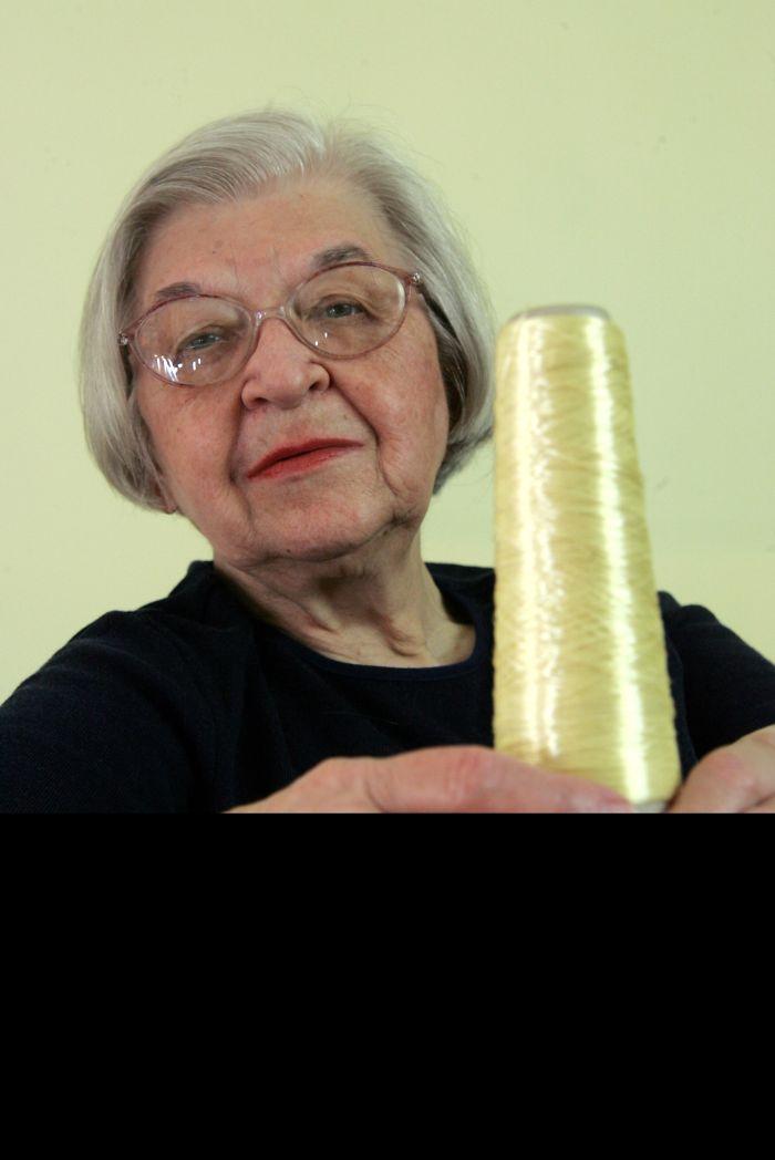 Stephanie Kwolek, Inventor Of Kevlar