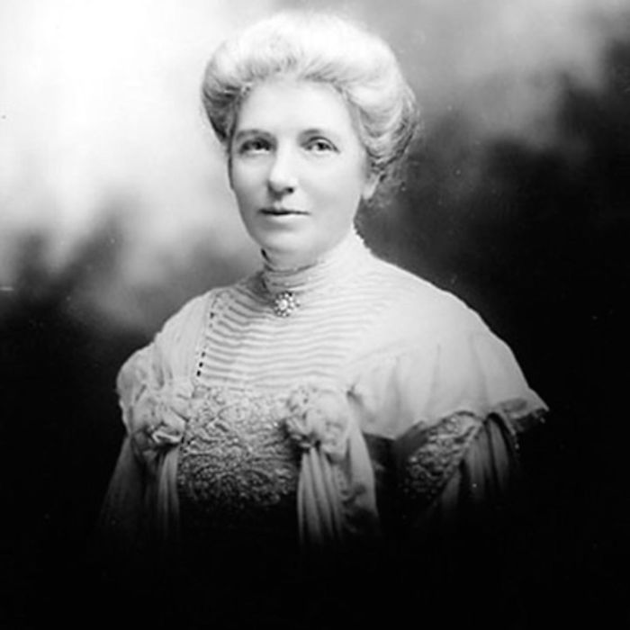 Kate Sheppard, Leader Of Womens Suffrage In New Zealand, The 1st Country To Give Women The Vote